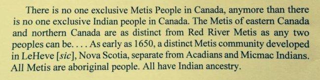 Metis ruling